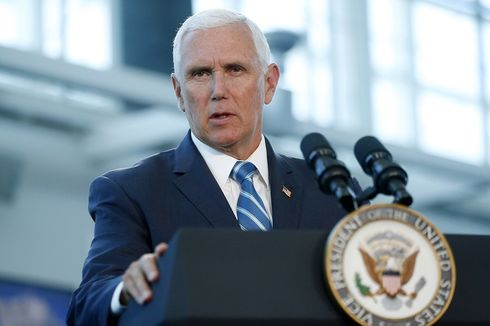 Wapres AS: Tekanan Amerika Serikat Bikin Iran Tak Mampu Lagi Dukung Terorisme