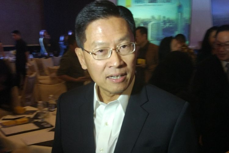 Chairman Lippo Group James Riady