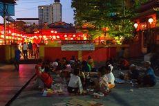 Persembahan untuk Saudara Muslim, Berbuka Puasa di Wihara Dharma Bakti