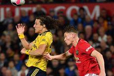 Klasemen Liga Inggris Seusai Laga Man United Vs Arsenal