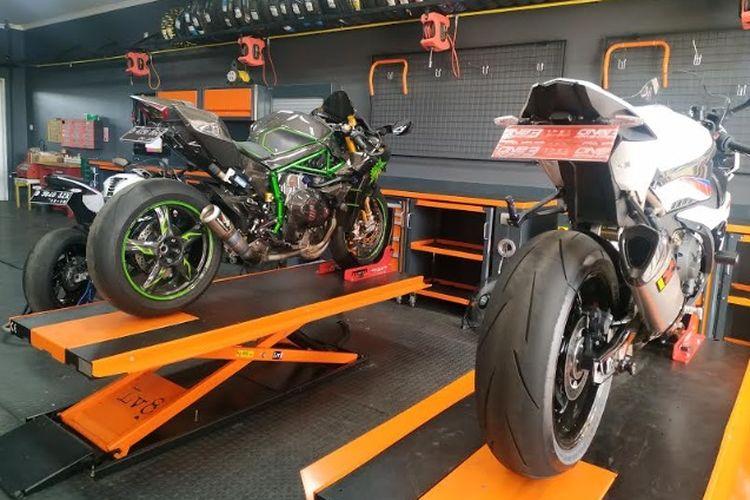 Bengkel umum moge One3 Motoshop