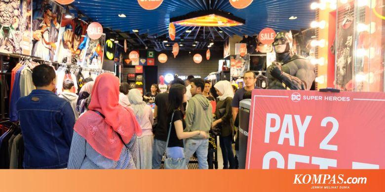 PLIN 6 Mall di Jakarta yang Masih Adakan Midnight Sale Akhir Tahun