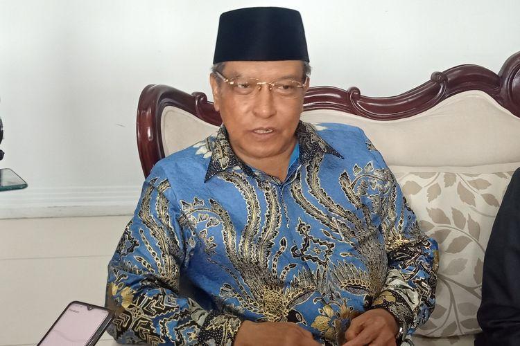 Ketua PBNU Said Aqil Siroj
