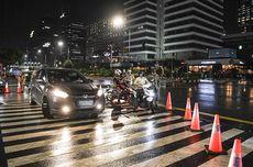Sasar Tiga Kendaraan Saat Crowd Free Night, Polisi: Penegakan Hukum dengan Penilangan