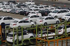Kemenperin Targetkan Ekspor Kendaraan Bermotor Naik di Tahun Ini