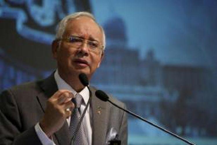 PM Najib Razak