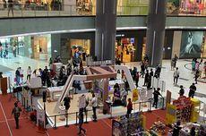 Lippo Mall Puri Mulai Sosialisasi Pengunjung untuk Tunjukkan Sertifikat Vaksin Covid-19