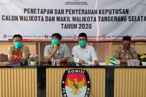 KPU Tetapkan Tiga Paslon dalam Pilkada Tangsel: Muhamad-Sara, Azizah-Ruhamaben, dan Benyamin-Pilar