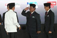 Apapun yang Terjadi, Jokowi Mengaku Akan Tetap Bersahabat dengan Prabowo