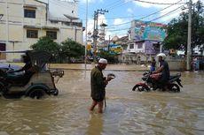 2 Sungai Meluap, 4 Kecamatan di Tebing Tinggi Kebanjiran