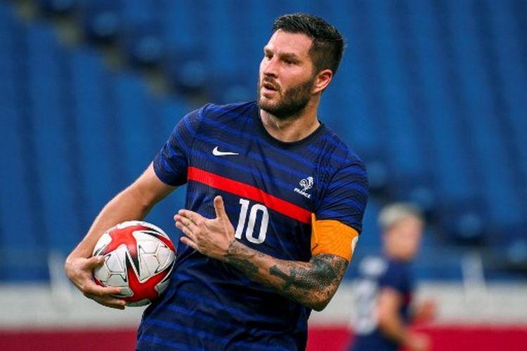 Top Skor Sepak Bola Olimpiade Tokyo 2020, Striker Perancis ...