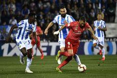 Leganes Vs Real Madrid, Benzema Selamatkan Tim dari Kekalahan