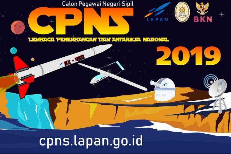 CPNS LAPAN 2019