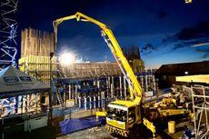 Proyek Jembatan Sei Alalak Banjarmasin Ditargetkan Rampung 2021