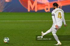 Tajam di Real Madrid, Apa yang Dipikirkan Sergio Ramos saat Mengambil Penalti?