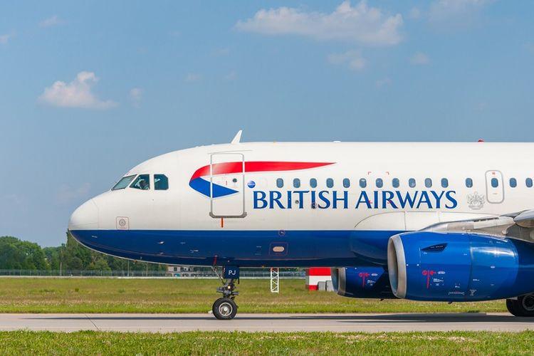 Ilustrasi British Airways.
