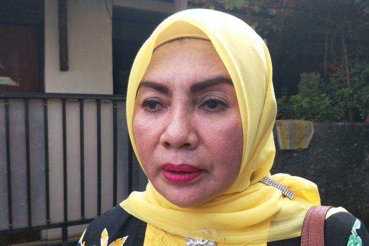 Kepala Suku Dinas Pemberdayaan Perlindungan Anak dan Pengendalian Penduduk (PPAPP) Jakarta Timur Fetty Fatimah, Jumat (11/1/2019)