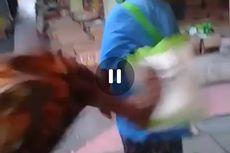Viral Video Nenek Ditendang Pria di Pasar karena Dituduh Mengutil, Ini Kisahnya