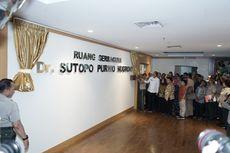 Nama Sutopo Diabadikan Jadi Ruangan di Gedung BNPB