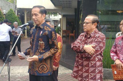 PGI Sampaikan Keprihatinan ke Jokowi, dari HAM hingga Kasus Meiliana