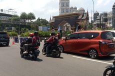 Pelat Nomor Mobilnya Tak Sesuai Aturan Ganjil Genap, Pengendara Ini Menolak Diputar Balik: Saya Anggota DPRD DKI Jakarta