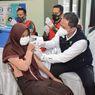 Vaksinasi Covid-19 di Lamongan. 38,97 Persen Sasaran Telah Divaksin Dosis Pertama