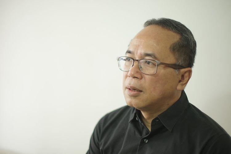 Ketua Umum IAI Ahmad Djuhara