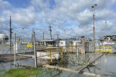Badai Ida Hambat Produksi Minyak dan Gas di Lepas Pantai Amerika