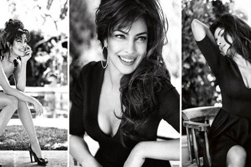 Bintang GUESS Terkini, Priyanka Chopra, Seksi dan Menggoda!