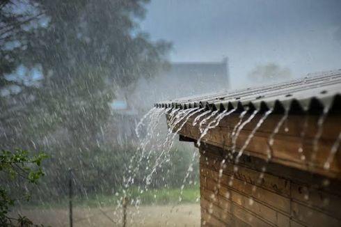Prakiraan BMKG: Bekasi, Bogor, Depok, Tangerang Hujan Siang Nanti