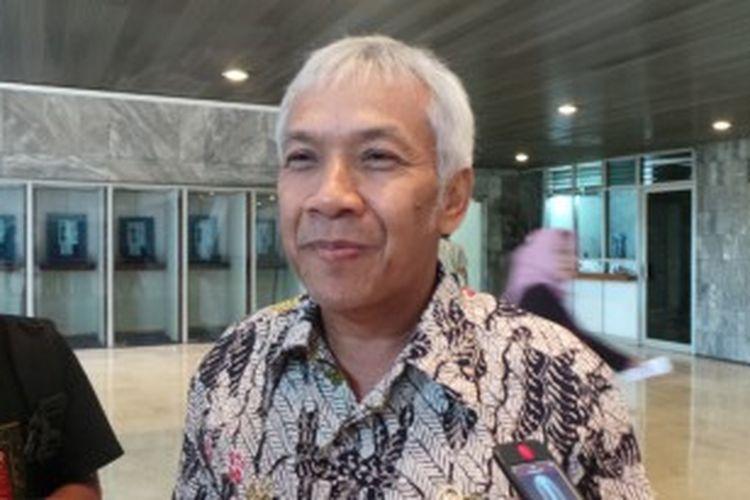 Wakil Ketua Umum DPP Partai Demokrat Agus Hermanto