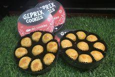 Geprek Cookies, Kue Kering Rasa Ayam Geprek, Berani Coba?