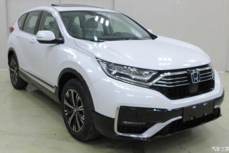 Honda CR-V PHEV