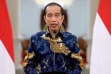 Jokowi: Terima Kasih Tenaga Kesehatan yang Berjuang Pagi, Siang, Malam