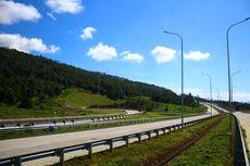 Setahun Jokowi-Ma'ruf Tuntaskan 10 Ruas Tol Sepanjang 514,93 Kilometer