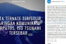 Ada Gangguan Kabel Laut, Telekomunikasi di Ternate Terputus Sejak 08.00 WIT