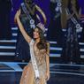 Serahkan Mahkota Puteri Indonesia, Frederika Alexis Cull Emosional