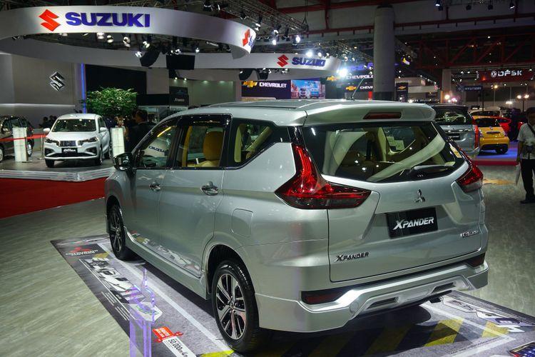 Mitsubishi Xpander dapat rival baru dari Suzuki All New Ertiga di IIMS 2018