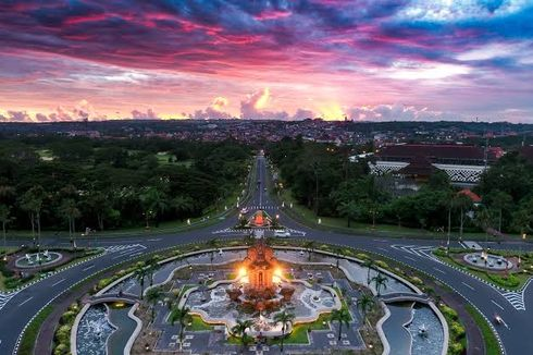 Indonesia to Begin 'Work from Bali' in Phases