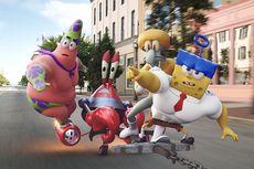 Sinopsis Film The SpongeBob Movie: Sponge Out of Water, Hilangnya Resep Krabby Patty, Segera di Netflix