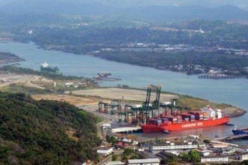 Sejarah Berulang, Berlarutnya Pembangunan Terusan Panama...