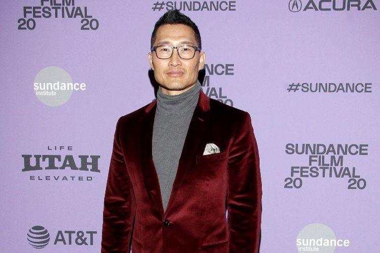 Aktor Daniel Dae Kim menghadiri pemutaran film Blast Beat di Sundance Film Festival 2020 di The Ray, Park City, Utah, pada 26 Januari 2020.
