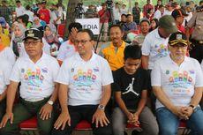 Perkampungan di Jakarta Utara Akan Dicat Warna Warni