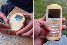 Pria Magelang Bikin HP Kentang dari Nokia 3310