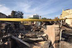 Satu Keluarga Tewas dalam Kebakaran Lapak Pemulung, Diduga Tertidur karena Kelelahan Setelah Mudik