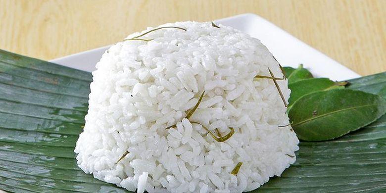 Resep Nasi Daun Jeruk Yang Sedang Hits Praktis Pakai Rice Cooker Halaman All Kompas Com