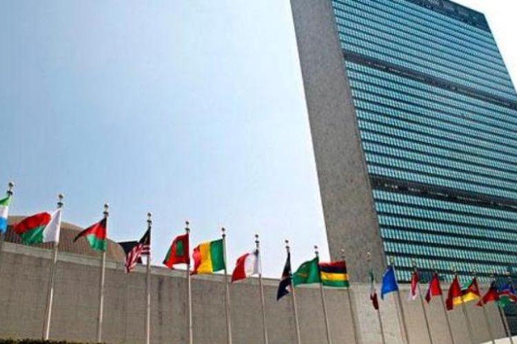 Markas besar PBB.