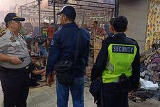Kebakaran Landa Lantai Dasar Mall Thamrin City