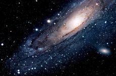 Mengenal Galaksi Andromeda, Galaksi yang Akan Menabrak Bumi