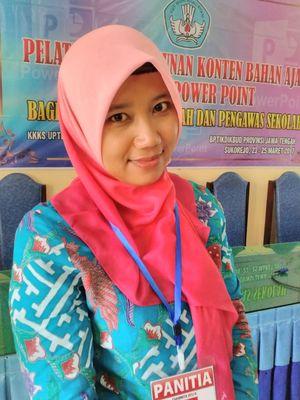 Diannita Ayu Kurniasih, S.Pd., Guru SDN 2 Sukorejo Kendal, Jawa Tengah dan Fasilitator Pembelajaran Program PINTAR Tanoto Foundation